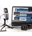 Micro broadcast APEX ELECTRONICS 555