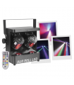 Scanner led BOOMTONE DJ DUO ROLL LED