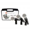 Micro de studio BOOMTONE DJ MIC 300