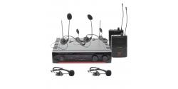 BoomTone DJ UHF 20HL F7 F8