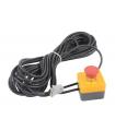 Interrupteur d'arrêt d'urgence pour lasers Evolite EVOLITE LDJ