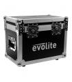 EVOLITE EVO SPOT 60-CR FLIGHTCASE 2IN1