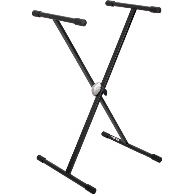 Support simple pour clavier Proel Keyboard Stand Single Brace