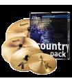 Set de cymbale complet Zildjian K Country Pack