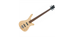 Basse Warwick Corvette Natural vue de face