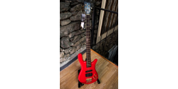 Warwick Streamer LX Jazzman Red