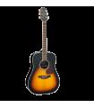 Guitare acoustique TAKAMINE GD71 BROWN SUNBURST