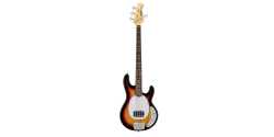 STERLING RAY24 STINGRAY CLASSIC 3 TONE SUNBURST