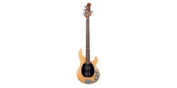 MUSICMAN STINGRAY SPECIAL 4ST HH ROASTER PALISSANDRE CLASSIC NAT