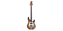 MUSICMAN STINGRAY SPECIAL 4ST HH ROASTER ÉRABLE VINTAGE TABACCO