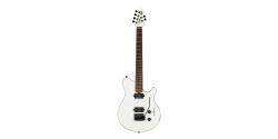 STERLING by Music Man S.U.B. AX3 -WHITE