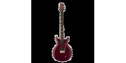 PRS SE Carlos Santana scarlet red (CSSR)