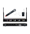 Système de micro complet HF HILL AUDIO WMU401-H2B2