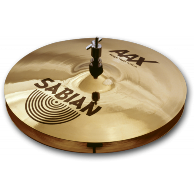 """Sabian 14"""" AAX Stage Hi-Hats"""