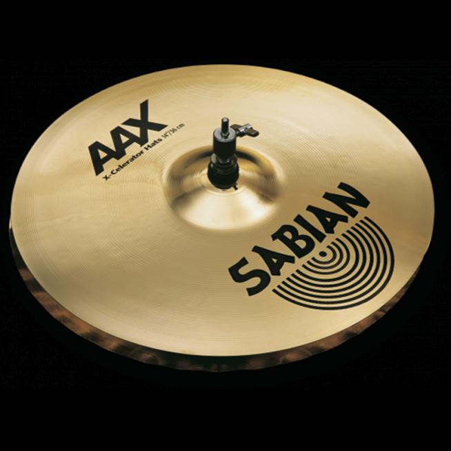 14 AAX X-Celerator Hi-Hats