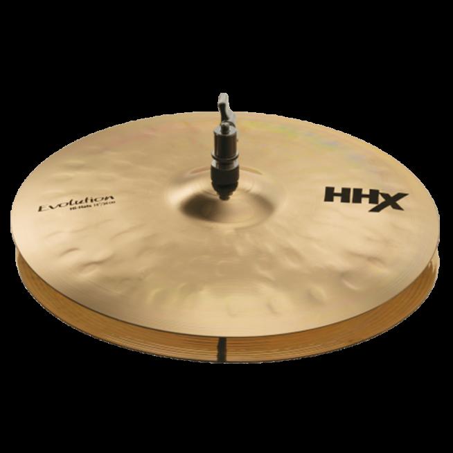 14 HHX Evolution Hi-Hats