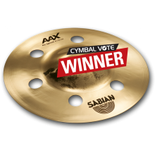 "SABIAN 8"" AAX AIR SPLASH"