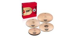 AAX Promotional Cymbal Set