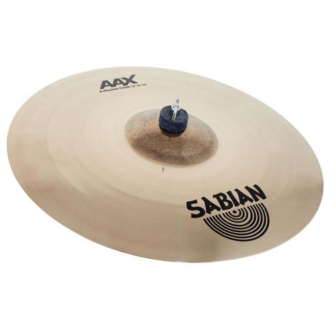 """Cymbale Sabian 16"""" AAX Aaxplosion Crash"""