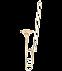Trombone à coulisse