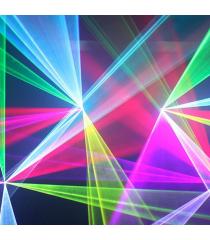 Laser Multicolores