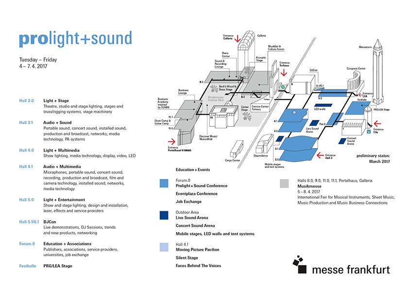 Plan Prolight + Sound