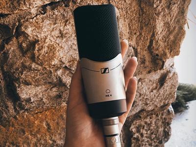 Microphone à condensateur SENNHEISER MK4